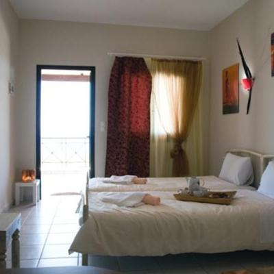 Cavo Petra Sea View Double Room